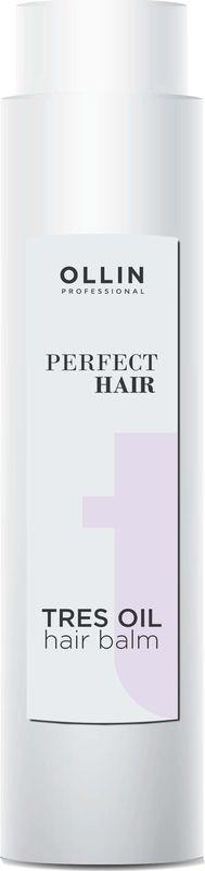 Бальзам для волос Ollin Professional Perfect Hair Tres Oil, 400 мл parachute advansed jasmine hair oil объем 100 мл