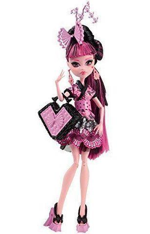 Кукла Mattel Дракулаура - Школьный обмен (Монстры по обмену) все цены