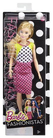 """Кукла Mattel Барби """"Модница"""" 13 (Прекрасный горох)"""