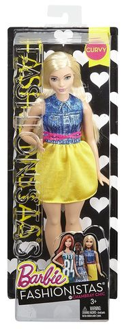 "Кукла Mattel Барби ""Модница"" 22 (Шамбрэ Шик)"