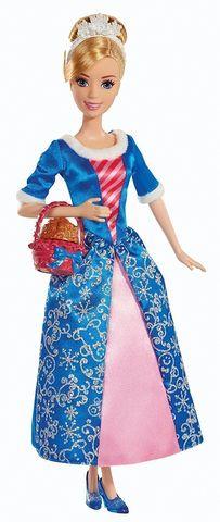 Кукла Mattel Золушка Принцесса Диснея, ароматное печенье mattel disney princess кукла принцесса золушка с развевающейся юбкой