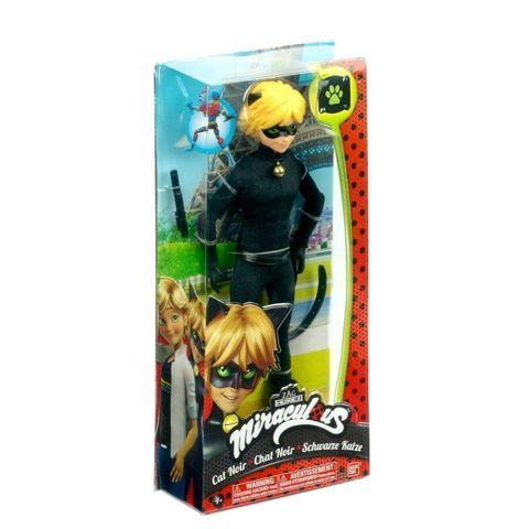 Кукла Bandai Супер-Кот серия Базовые Miraculous Ladybug