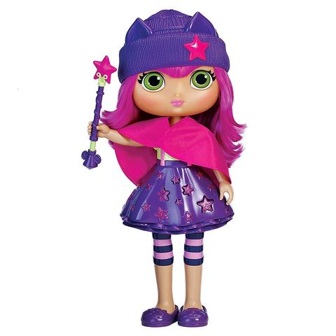 Кукла Spin Master Little Charmers Hazel с питомцем81809837Настоящая кукла Little Charmers - Hazel, производитель Spin Master. Высота куклы 27 см. Целая заводская коробка, наличие подставки и аксессуаров соответствует комплектации изготовителя.