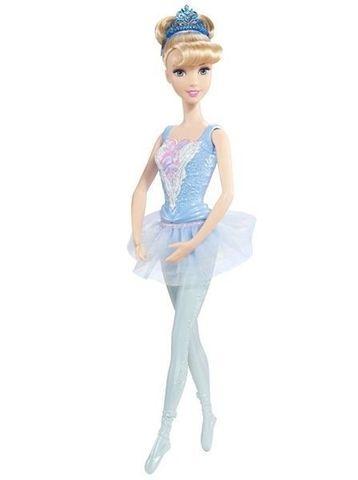 Кукла Mattel Золушка Принцесса Диснея, балерина
