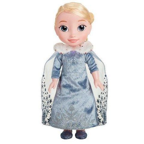 Кукла Disney Эльза Холодное сердце 35 см, приключение Олафа disney мини кукла холодное сердце эльза в голубом платье 7 5 см