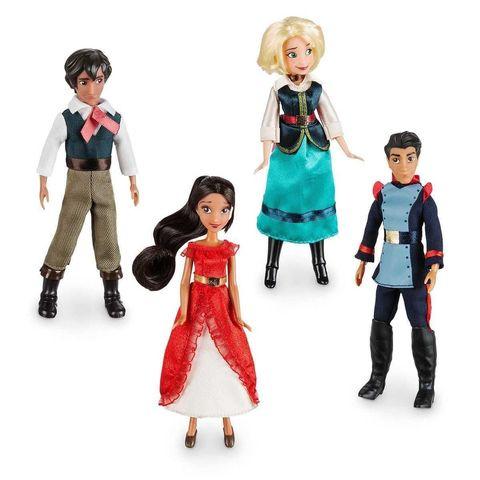 Игровой набор с куклой Disney серия Елена, Принцесса Авалора, Дисней набор наклеек panini elena of avalor елена принцесса авалора 5 шт