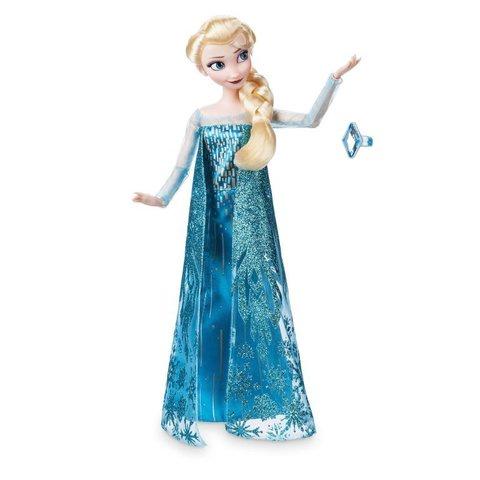 Кукла Disney Эльза с кольцом Холодное сердце disney мини кукла холодное сердце эльза в голубом платье 7 5 см