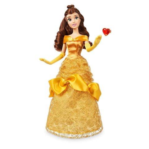 Кукла Disney Белль Принцесса Диснея с кольцом