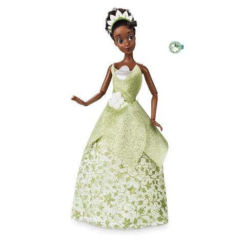 Кукла Disney Тиана Принцесса Диснея с кольцом