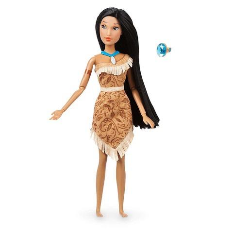 Кукла Disney Покахонтас с кольцом, Принцесса Диснея цена