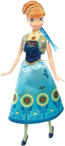 Кукла Mattel Анна Холодное Сердце, День рождения