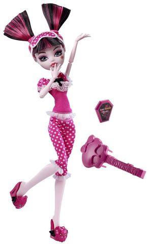 Кукла Mattel Дракулаура серия Пижамная вечеринка цена и фото