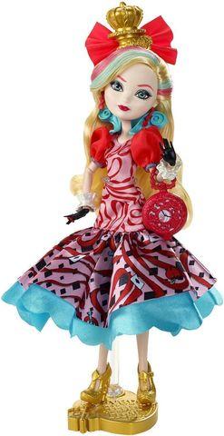 Кукла Mattel Эппл Вайт - Страна Чудес цена