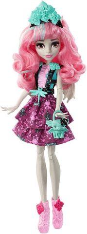 Кукла Mattel Рошель Гойл из серии Вечеринка монстров цена