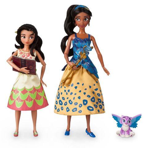 Игровой набор с куклой Disney Куклы Елена из Авалора и Изабель (поющие)