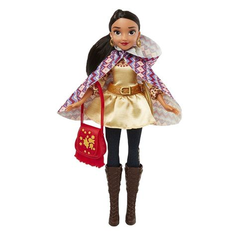 Кукла Hasbro Принцесса Диснея Елена Авалора, Модница набор наклеек panini elena of avalor елена принцесса авалора 5 шт