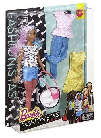 Фото - Кукла Mattel Барби Мателл Модный стиль набор школьниика barbie