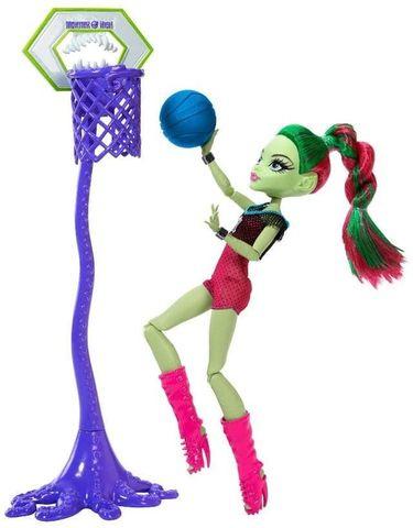 цена на Кукла Mattel Венера Макфлайтрап Каскетбол