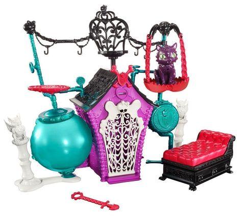 Игровой набор Mattel Тайное логово для питомцев кукол Монстер Хай