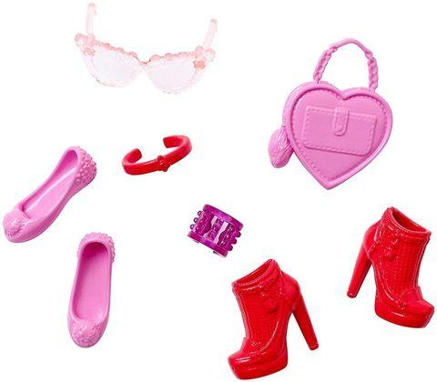 Одежда для кукол Mattel Аксессуары для Барби Игра с модой