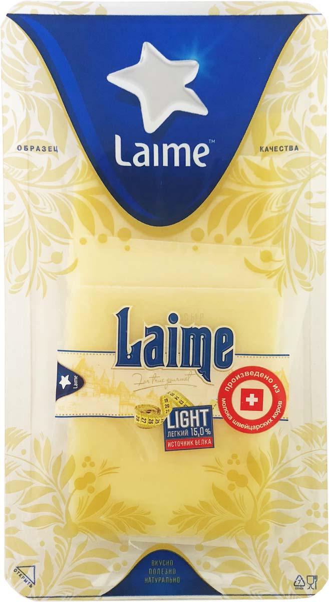 Сыр Laime Легкий полутвердый, 15%, 150 г