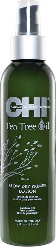 CHI Лосьон-праймер с маслом чайного дерева для кожи головы, 177мл
