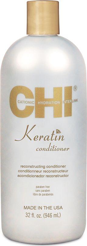 Кондиционер для волос CHI Keratin, 946 мл