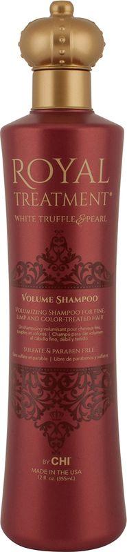 Шампунь для объема волос CHI Treatment Королевский уход, 355 мл chi шампунь увлажняющий королевский уход 355 мл