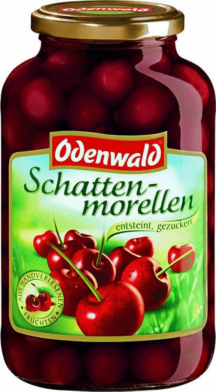 Фото - Фруктовые консервы Odenwald Вишня темная без косточек в сиропе, 720 мл фруктовые консервы скатерть самобранка вишня в сладком сиропе 720 мл