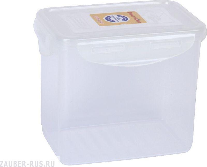 Контейнер пищевой Pomi d'Oro RUS-575023, прозрачный, 1,5 л шумовка pomi d oro pnl 500004
