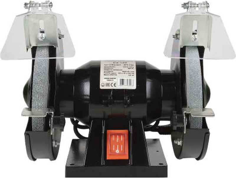 Станок заточной Спец СЗ-150, СПЕЦ-3221, черный электроточило спец с3 150 спец 3221