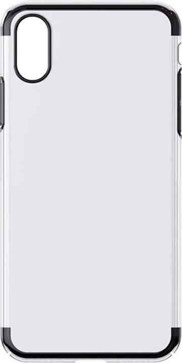 Чехол для сотового телефона Interstep Is Decor ADV для Apple iPhone XS Max, HDC-IPH6518K-NP1101O-K400, черный чехол для сотового телефона interstep armore для nokia 3 black harno00003knp1101ok100