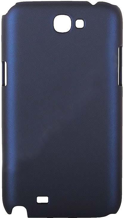 Чехол для сотового телефона Anymode для Galaxy Note 2 N7100, F-BAHC002KBB, темно-синий чехол пластиковый samsung efc 1j9bwegstd protective cover white для gt n7100 galaxy note 2 белый