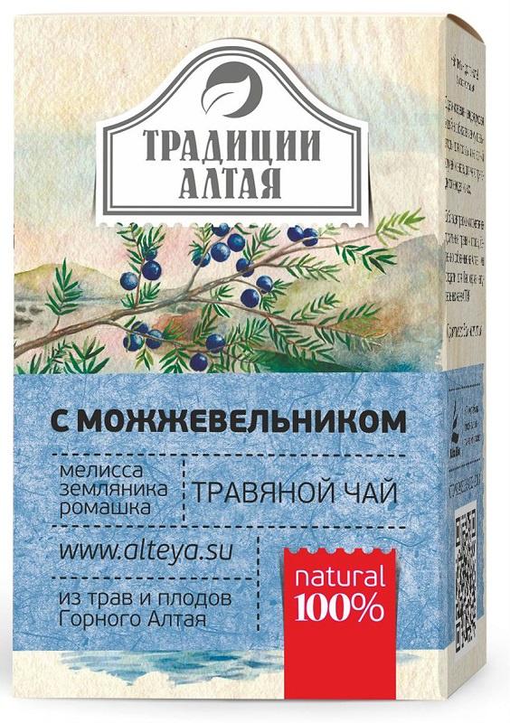 Чай растворимый  Алтэя натуральный органический продукт, Мелисса, Листья земляники, Ромашка, Ароматные травы, Липа, 50 Алтэя