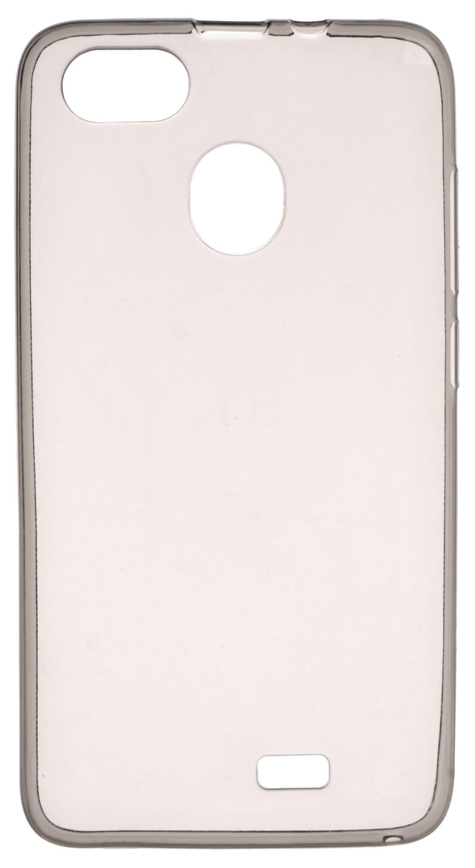 Чехол для сотового телефона skinBOX Slim Silicone, 4630042521643, серый цена и фото