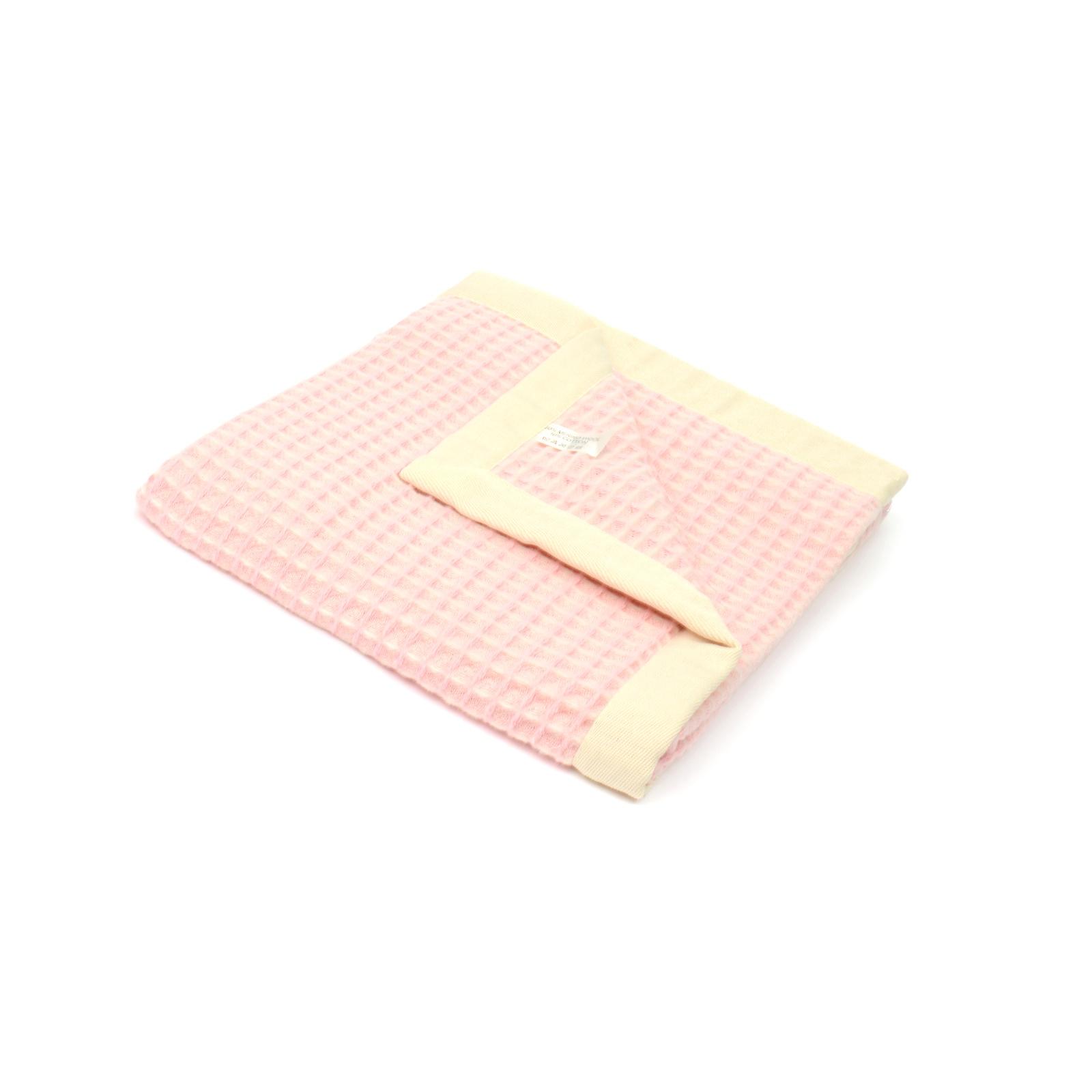 Плед MARZOTTO PRIMAVERA S2, розовый, светло-розовый плед cloudlet шерсть цвет светло розовый 100х150 см