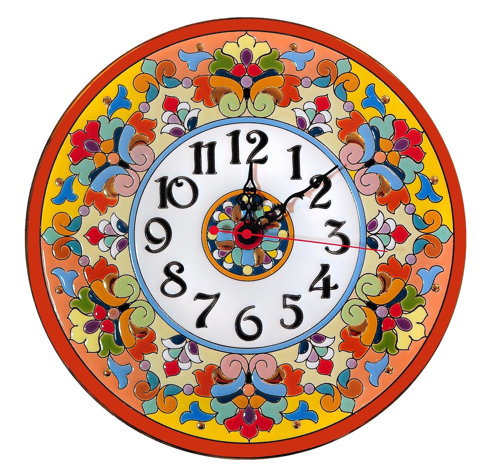 Настенные часы Terra Design Terra Avinyo