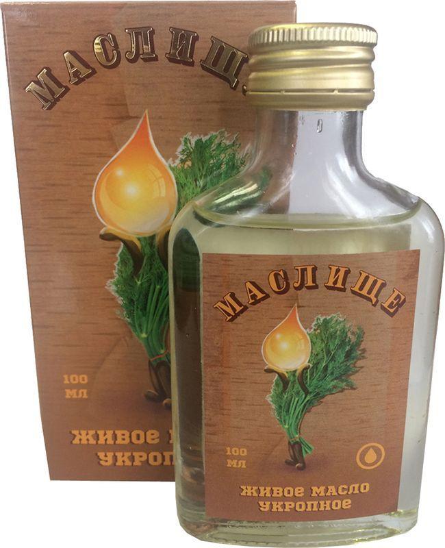 Укропное масло Алтайские традиции Маслище растительное, 100 мл