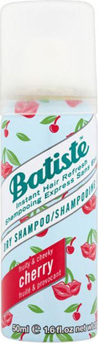 Сухой шампунь Batiste Fragrance Cherry, 50 мл Batiste