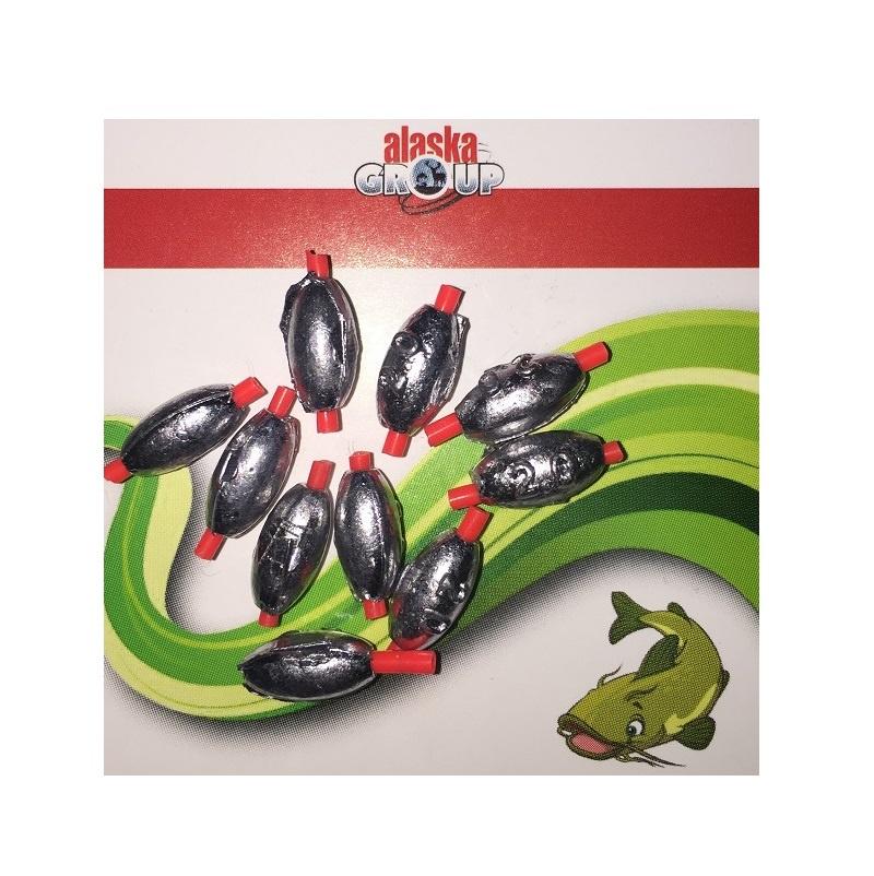 Грузило AGP оливка, черный