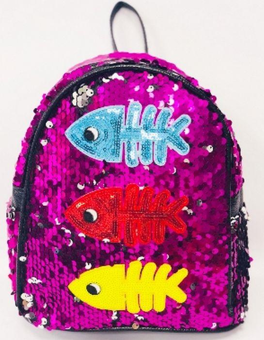 Рюкзак для девочки Vitacci, DBY04129, розовыйDBY04129