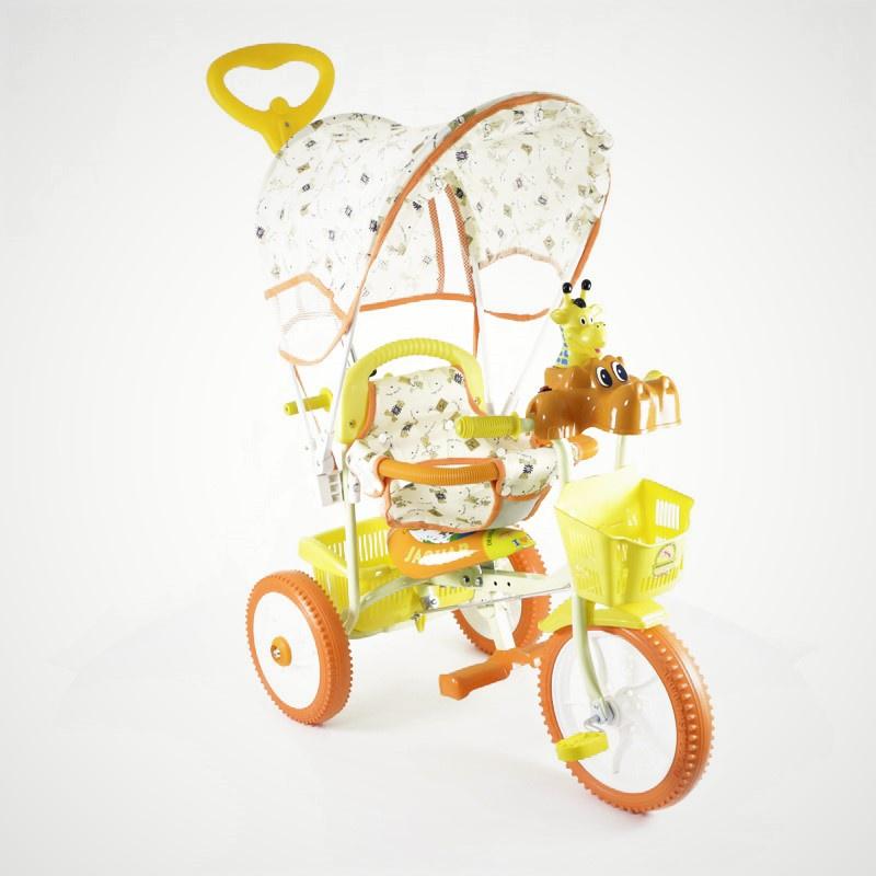 Велосипед Jaguar MS-0737, MS-0737оранжевый, оранжевый