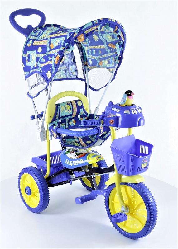 Велосипед Jaguar MS-0737, MS-0737синий, синий