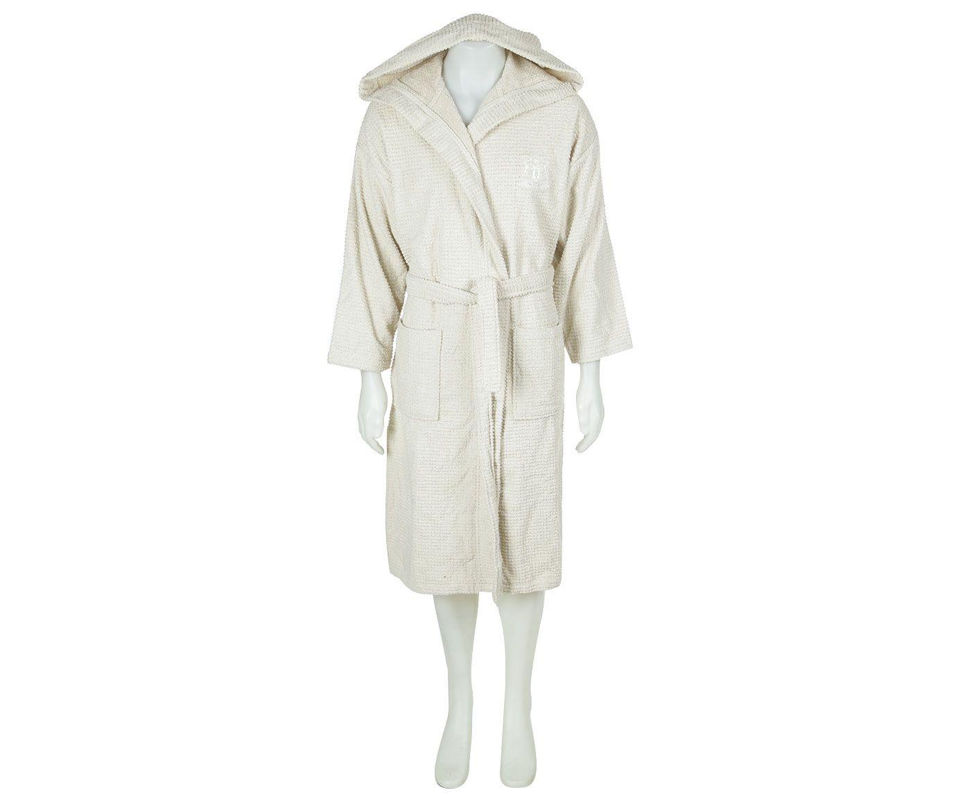 Халат Trussardi платье грация control body plus цвет бежевый 810135 skin размер l xl 50 52