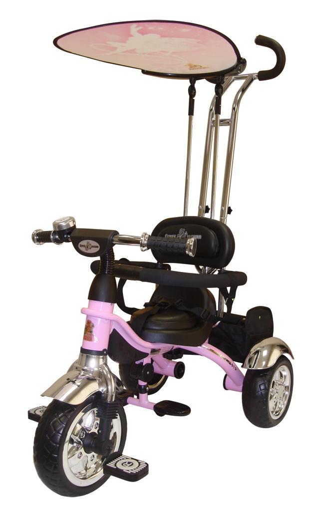 Велосипед Lexus Trike MS-0580, розовый
