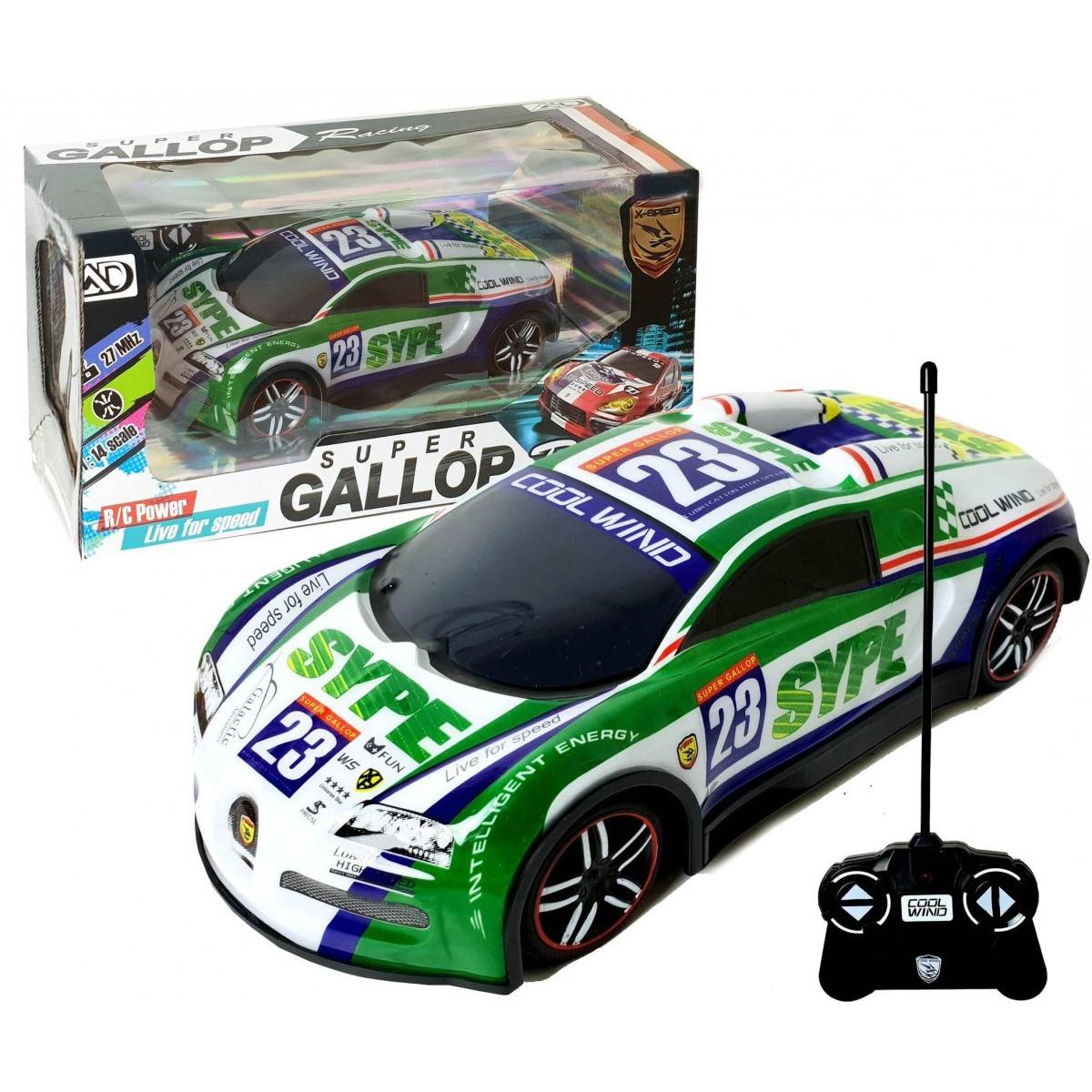 Игрушка радиоуправляемая cool wind Спорткар 1:16 игрушка машина р у 1 24 джип