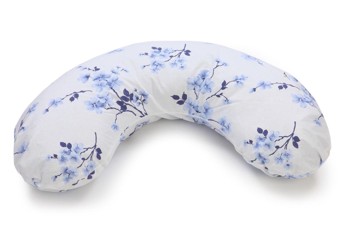 Подушка для кормящих и беременных Sonvol C-170, C-170/Сакура, белый