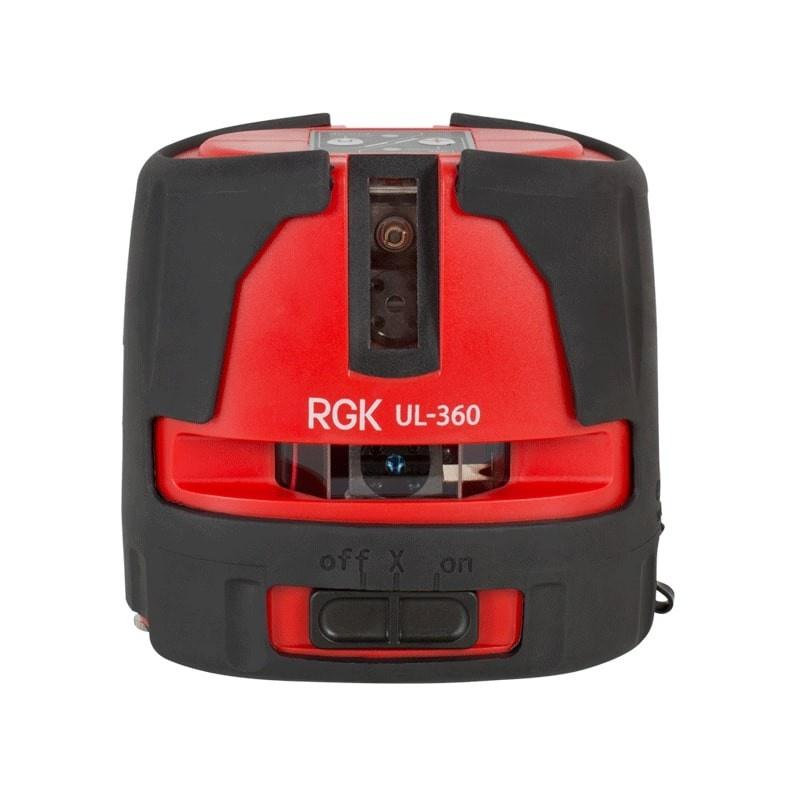 Лазерный построитель плоскостей RGK UL-360 4610011870811