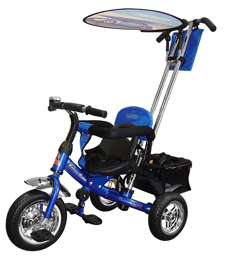 Велосипед Lexus Trike MS-0571, синий