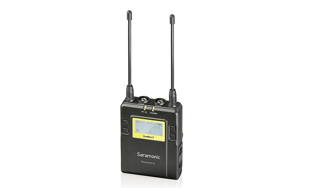 Приемник для микрофона Saramonic UwMic9 RX9